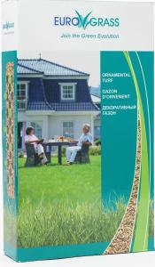 Газонна трава Декоративна, 1 кг, Euro Grass