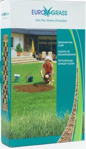 Газона трава Регенеративно-відновлювальна, 1 кг, Euro Grass