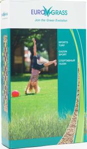 Газонная трава Спортивная, 1 кг, Euro Grass