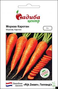 Морковь Каротан, 1 г, Садыба Центр