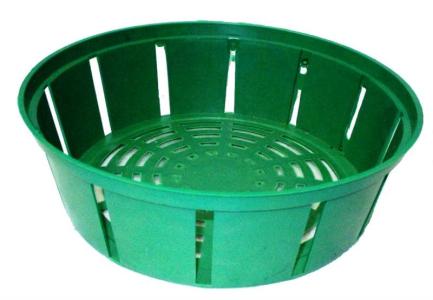 Корзина для высадки луковиц, круглая d27 см