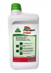 Гербицид Раундап Макс 1 л, Monsanto