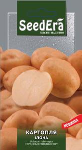 Насіння картоплі Ілона, 0,02 г (≈40 нас), Seedera