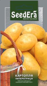 Семена картофеля Императрица, 0,02 г (≈40 сем.), Seedera