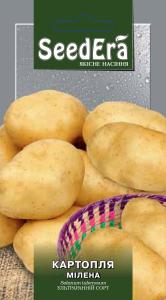 Семена картофеля Милена, 0,02 г (≈40 сем.), Seedera