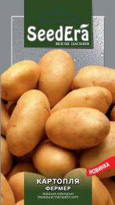 Семена картофеля Фермер, 0,02 г (≈40 сем.), Seedera