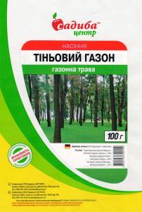 Газонна трава Тіньова, 100 г, Euro Grass