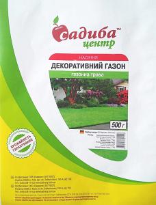 Газонна трава Декоративна, 500 г, Euro Grass