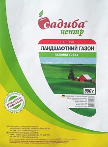 Газонная трава  Ландшафтная, 500 г, Euro Grass