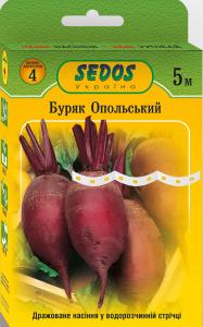 Свекла Опольский, 5м, Sedos