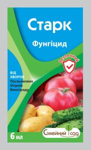 Фунгіциди Старк к.с. 6 мл, Сімейний Сад , Україна